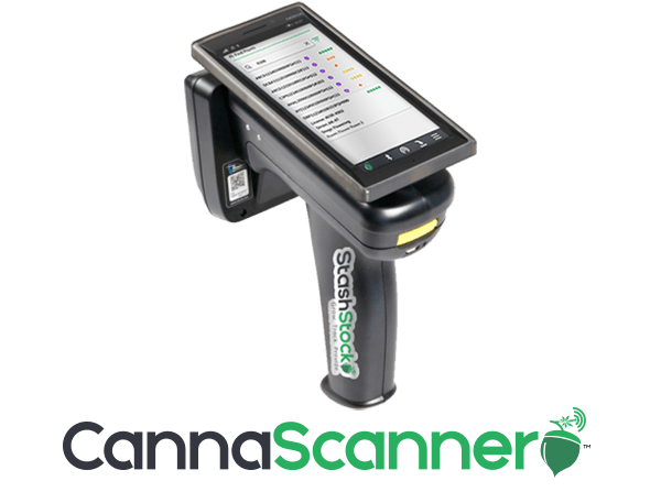 CannaScanner Image and Logo